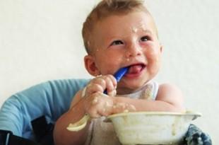 mangiare sano neonato
