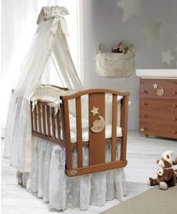 culla sicura per neonato