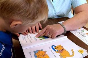 I bambini imparano a leggere