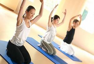 pilates dopo la gravidanz