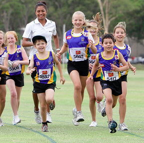 atletica bambini