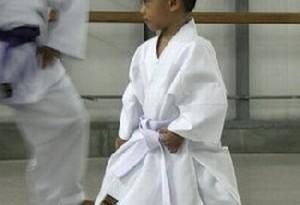 bambini arti marziali