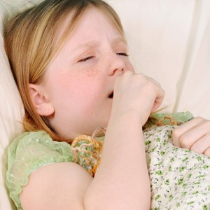tosse nei bambini