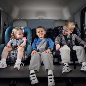 bambini mal d'auto