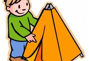 campeggio per bambini
