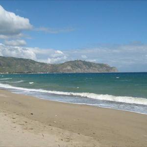sabbia e mare pericolosi