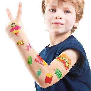 tatuaggi bambini