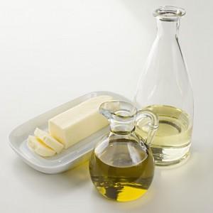 olio d'oliva o burro