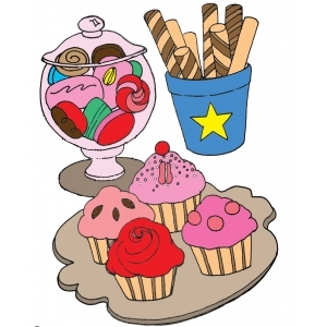 dolci per bambini