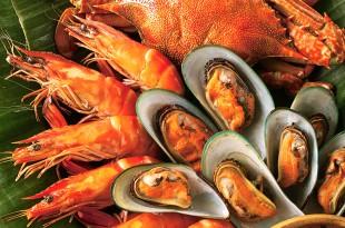 frutti di mare cozze