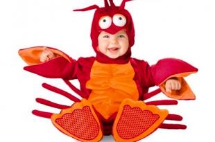 vestito bambino