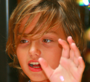 bambino deodorante