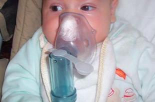 aerosol bambino