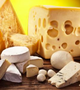 formaggi per bambini