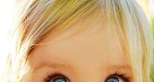 capelli ossigenati bambino
