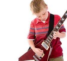 strumento musicale per bambino