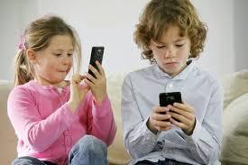 dipendenza smartphone bambini