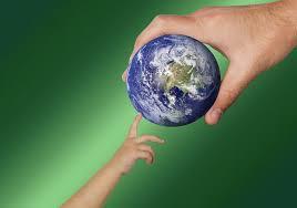 bambini ed ecologia
