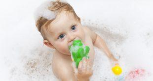 Sapone profumato per il bagnetto