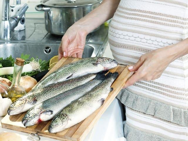 Pesce Surgelato Si Puo Mangiare In Gravidanza Mamma Perfetta