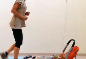 esercizi dopo il parto