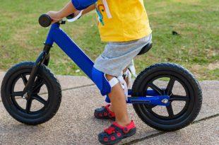 bici a spinta
