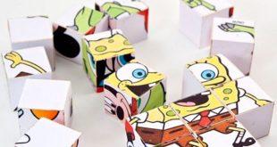 Idee per creare dei puzzle con i cubi
