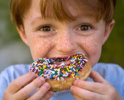 Zucchero e bambini