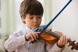 violino va bene per un bambino